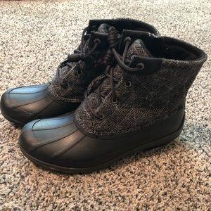 Sperry Syren Gulf Boots Waterproof